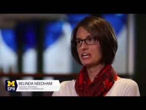 Belinda Needham Video