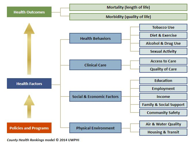 What Works for Health Diagram