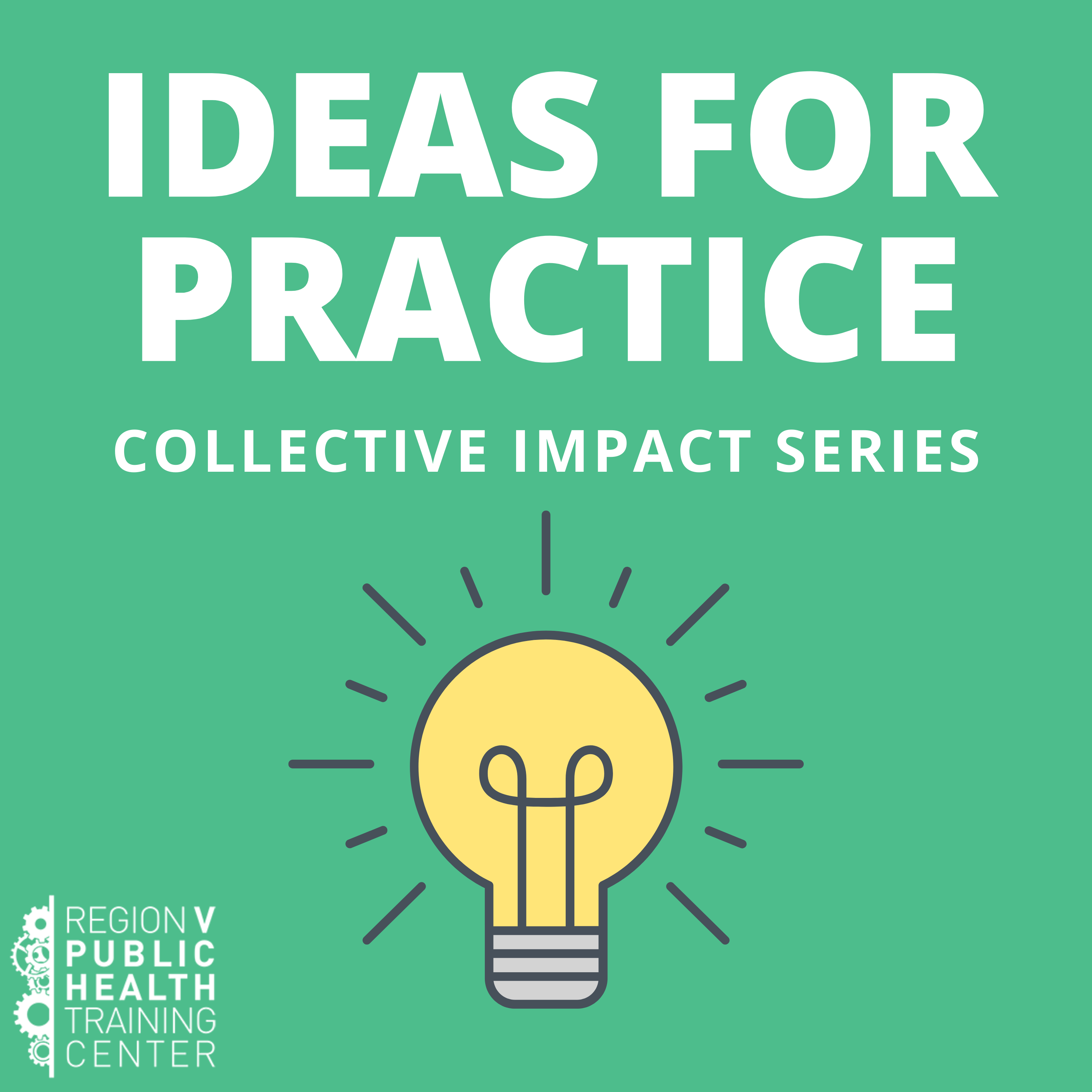 Podcast: Collective Impact Series Logo